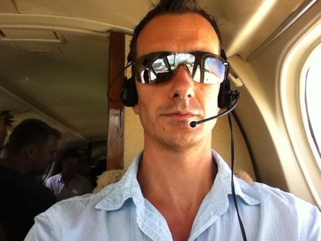 Brad Weimert The Pilot