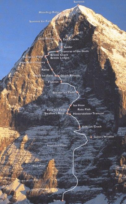 //climbingforcharity.org/wp-content/uploads/2011/09/eiger-cliff.jpg & The Beckoning Silence - Eiger Documentary - AR15.COM